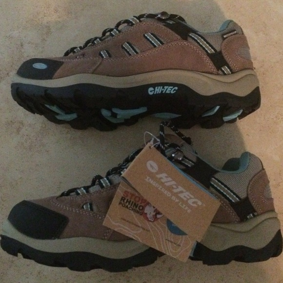 07614d6c7e8 Hi-Tec Bandera Low Waterproof Hiking Boot, 9.5M NWT